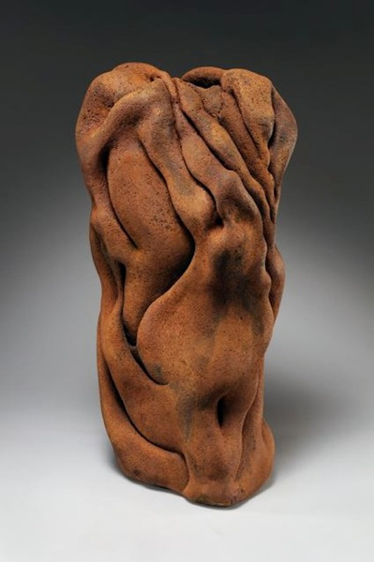 Sculpture by Carole Murphy - Silence Considered