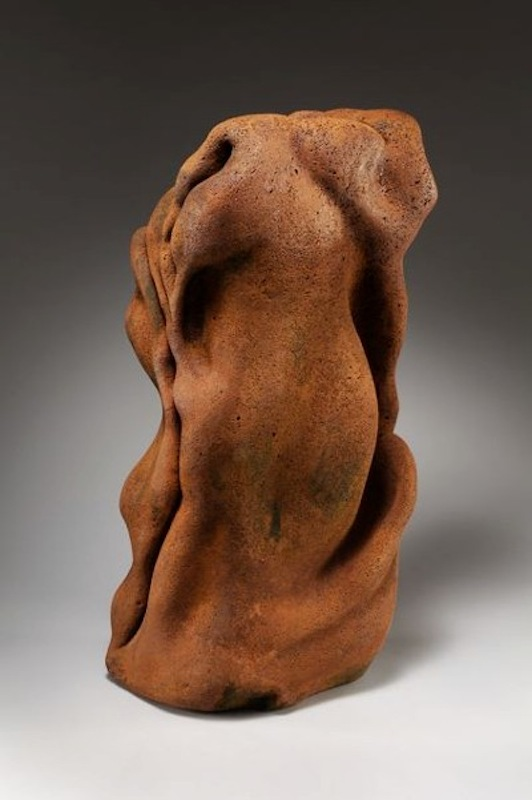 Sculpture by Carole Murphy - Silence Considered View 2