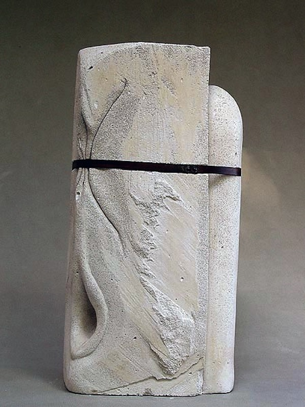 Sculpture by Carole Murphy - The Talisman