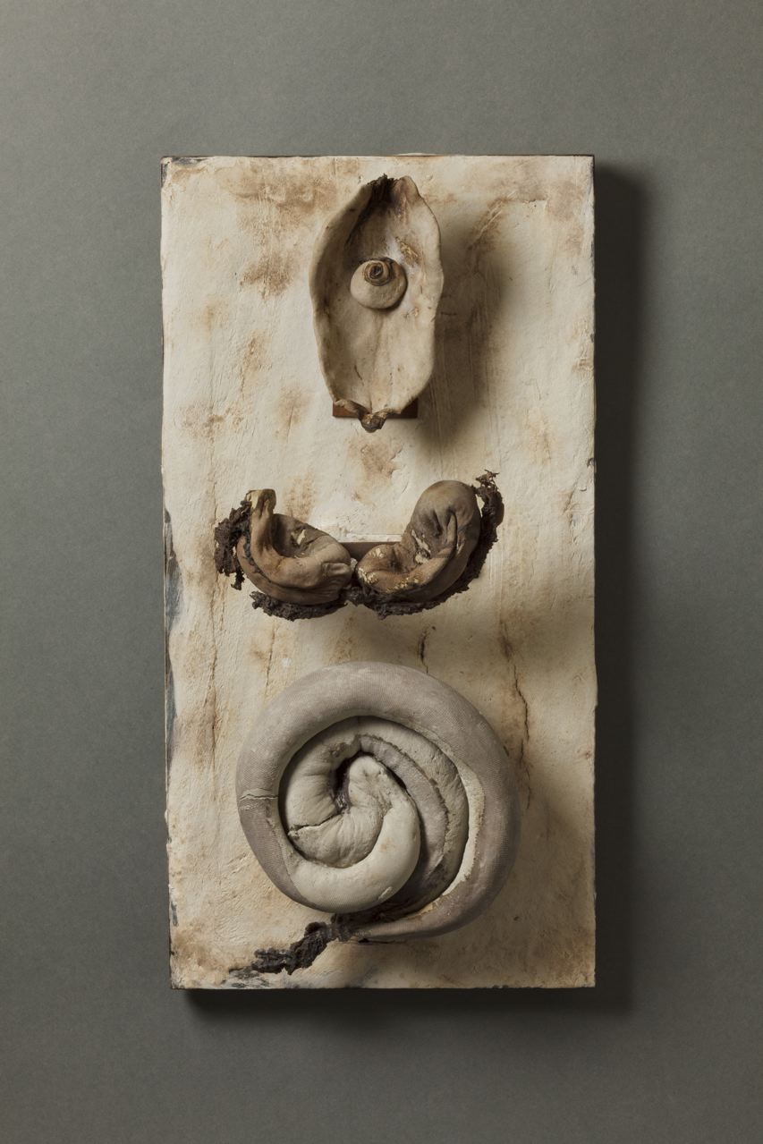 Sculpture by Carole Murphy - Coddled Confidences