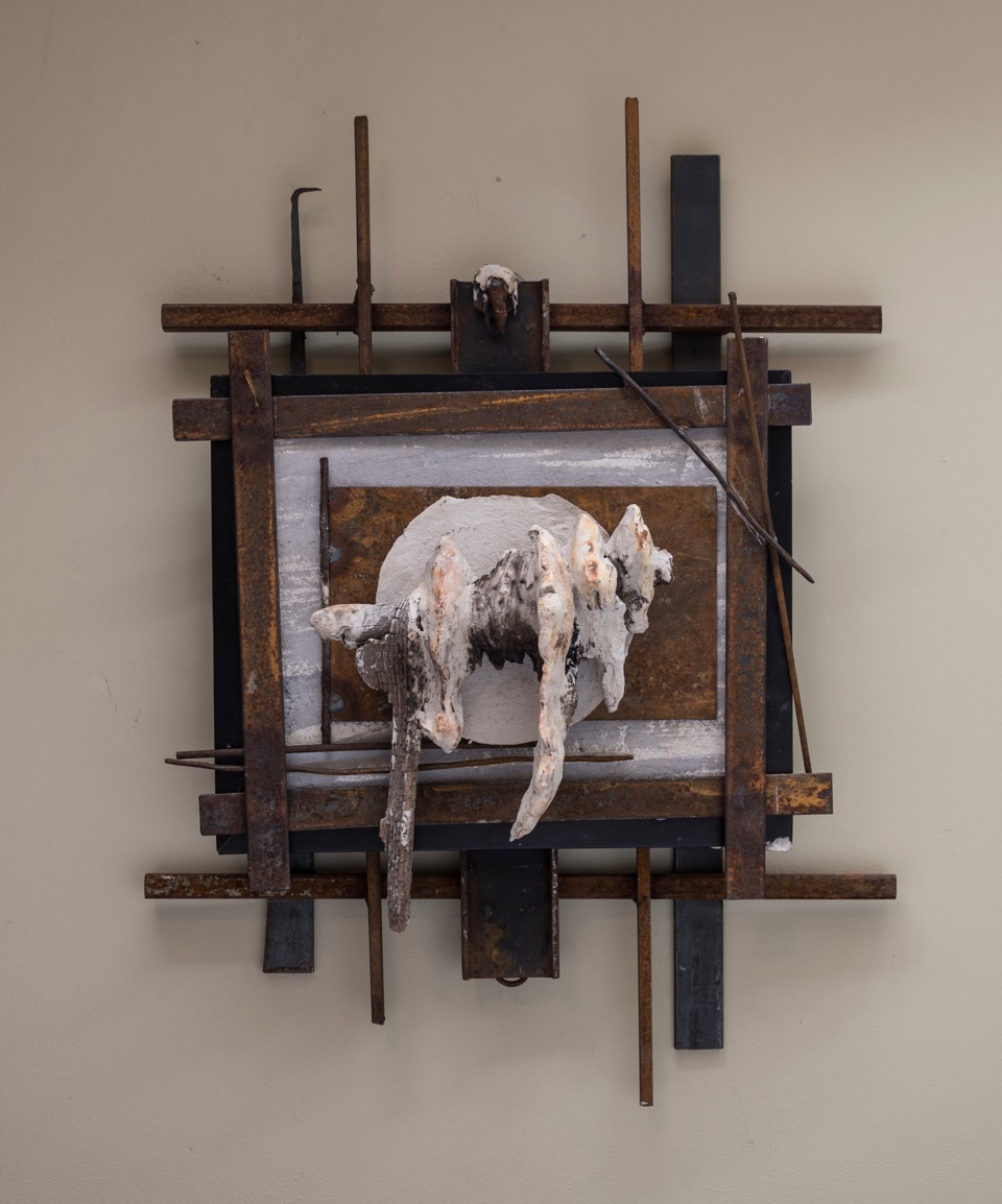 Sculpture by Carole Murphy - Unforetold Predilection